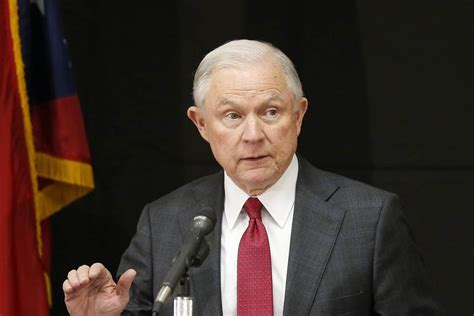 jeff sessions news conference statement on jeff sessions disturbing press conference