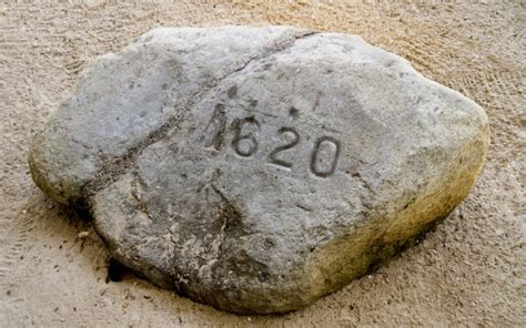 what of rock is plymouth rock how big is plymouth rock wonderopolis