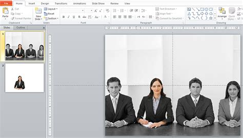 cara membuat sebuah abstrak cara membuat efek keren pada gambar di powerpoint rona
