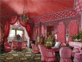 russian interior design feminine pink furnishing plans iroonie com