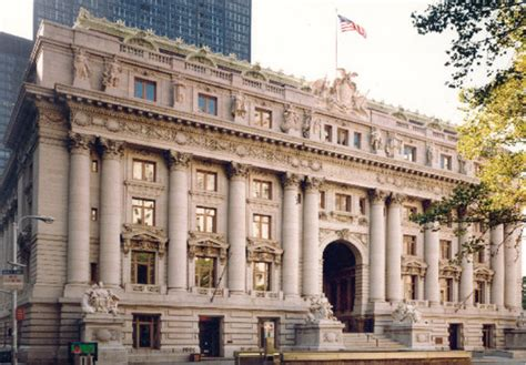 new york customs house alexander hamilton u s custom house new york ny ee k a perkins eastman company
