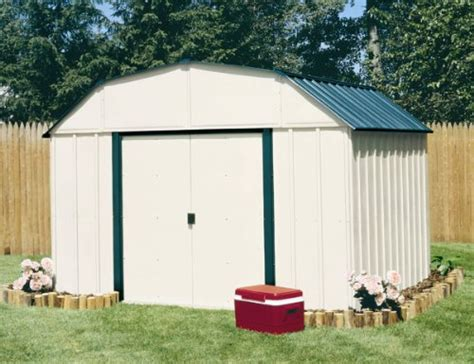 Discount Sheds by Lifetime Sheds Arrow Shed Vs108 A Vinyl Coated