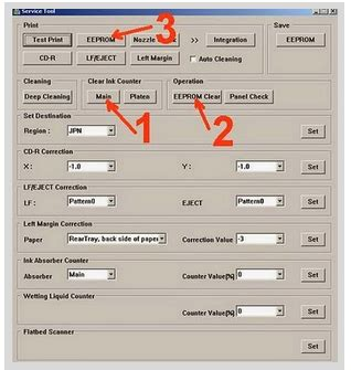 software resetter ip2770 v1074 cara reset printer canon ip2770 all software