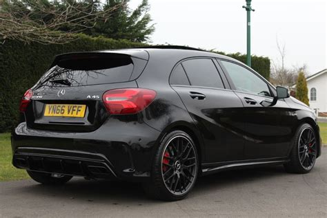 mercedes a45 for sale used cosmos black mercedes a45 amg for sale hertfordshire