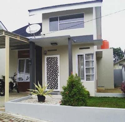warna cat  teras rumah minimalis  digemari