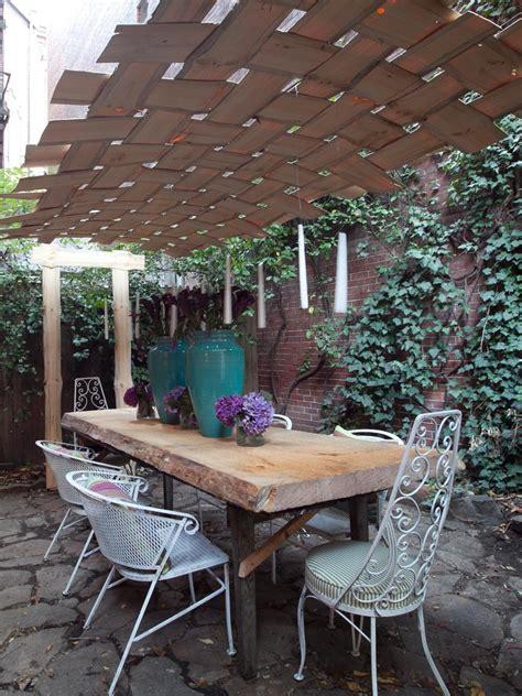 diy backyard canopy 10 creative diy outdoor shady space ideas shade canopy