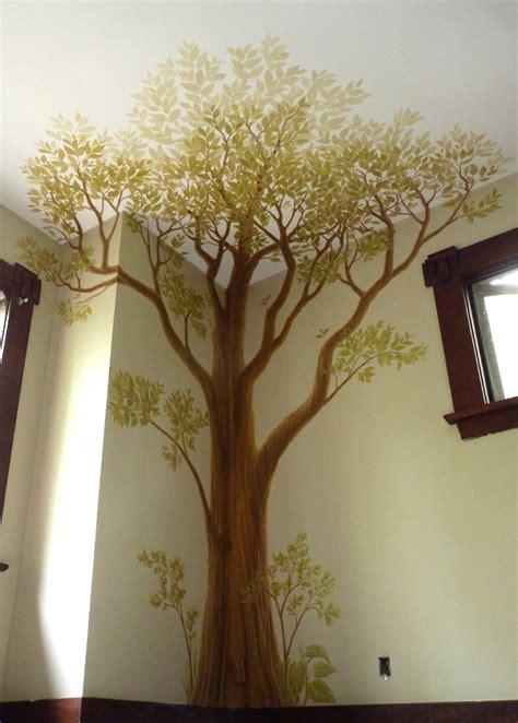 indoor wall murals mural artist designer indigo muralist