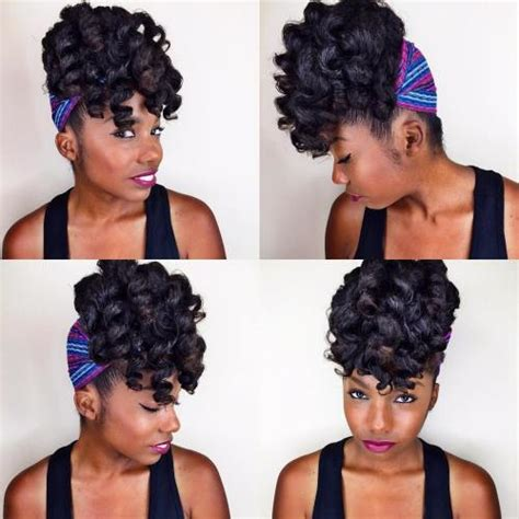 50 updo hairstyles for black ranging from to eccentric