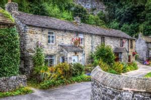 derbyshire cottage hdr by teslaextreme on deviantart