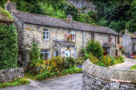 Cottages Derby by Derbyshire Cottage Hdr By Teslaextreme On Deviantart