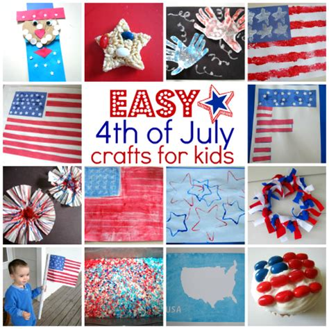 easy fourth of july crafts for chips the block friday 4th of july crafts