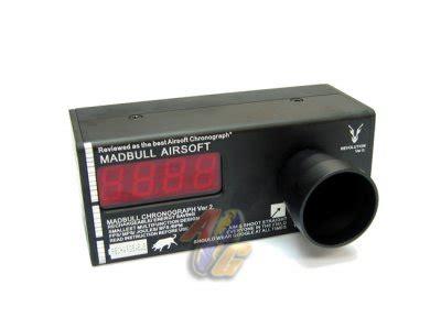 Madbull Handeld Crono madbull airsoft usb rechargable chronograph handheld version mb ch chrono2 ag us 138 00