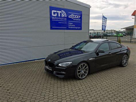 Bmw 6er Gran Coupe Tieferlegen by Tuning News 6er Gran Coupe Fahrwerk H R Fahrwerksfedern