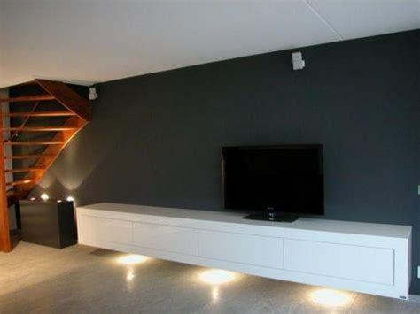 tv meubel hoogglans wit hangend ikea zwevend tv meubel hoogglans wit werkspot