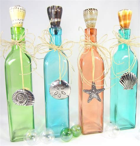 In A Bottle Seashells Sands Home Decor 17 best images about townhome decorating on