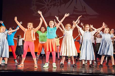 stagecoach performing arts acting singing and theatre drama classes broxbourne pauline quirke academy drama