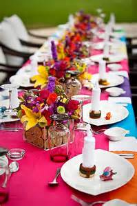 colorful wedding weddinginstyle colorful wedding theme
