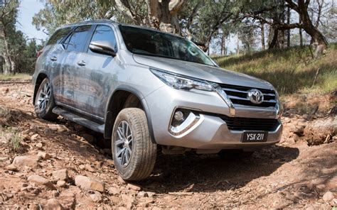 On Road Price Toyota Fortuner 2016 Toyota Fortuner Road Launched In Australia