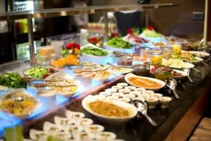 International buffet riverside terrace mandarin oriental