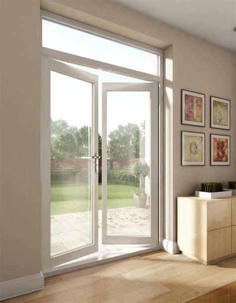 Patio Doors Jewsons Aluminio Enmarcado Puertas De Entrada De Cristal Puertas