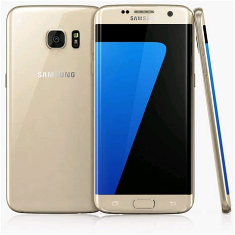 Samsung S7 Gold samsung galaxy s7 edge g935v gold 32 gb unlocked samsung sn traders