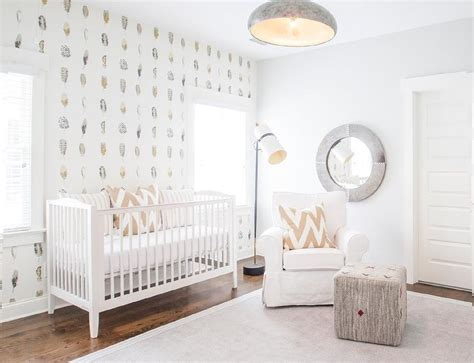 White Nursery Decor Stunning White Nursery Decor Features White And Gender Neutral Nursery By And Company