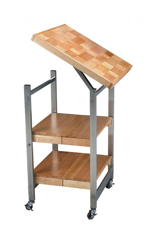 oasis concepts folding kitchen island