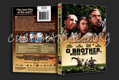 Dvd O Where Thou o where thou dvd cover dvd covers labels