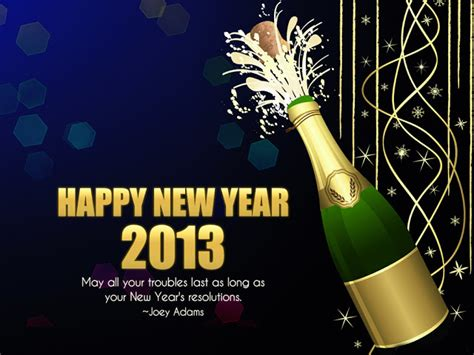 new year 2013 happy new year 2013 sayings for greeting cards ppt garden