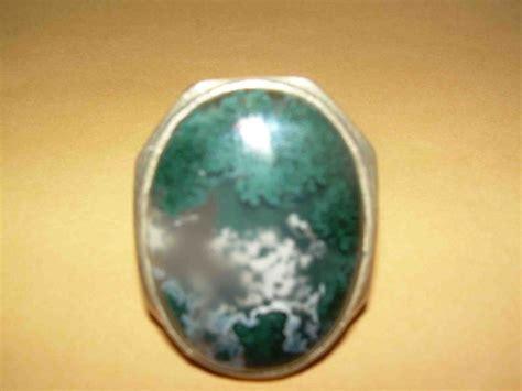 batu cincin pirus dari sumatera batu akik lumut batu dari kekayaan alam sumatera