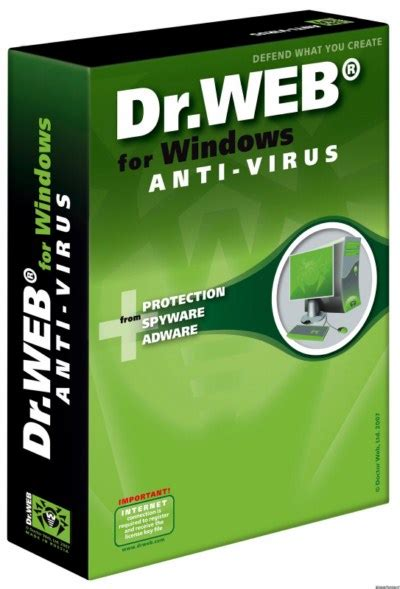 dr web dr web antivirus crack with serial key full version