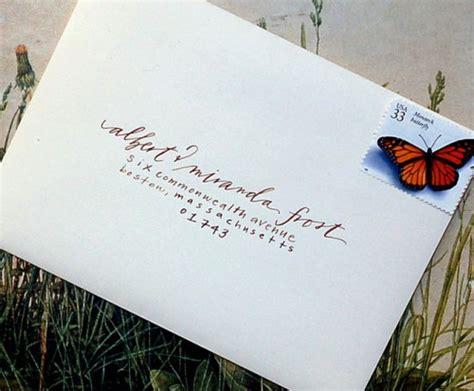 Wedding Invitation Letter Envelope 2bsquared Designs Helpful Tips Addressing Your Envelopes