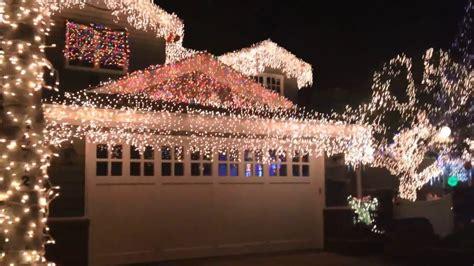 san carlos christmas lights eucalytus 1900 eucalyptus lights in san carlos 2013