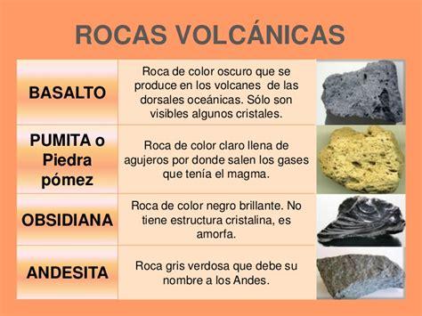 diferenciar tipos de roca en base a im 225 genes satelitales tipos de rocas
