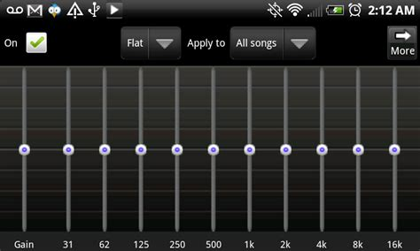 beats audio eq settings apk mixzing update beats everyone to market with eq features