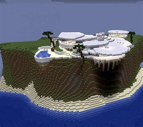 stark mansion iron man tony stark house new version minecraft project