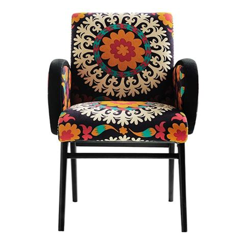 Suzani Chair by Suzani Chair From Graham Green Statement Chairs