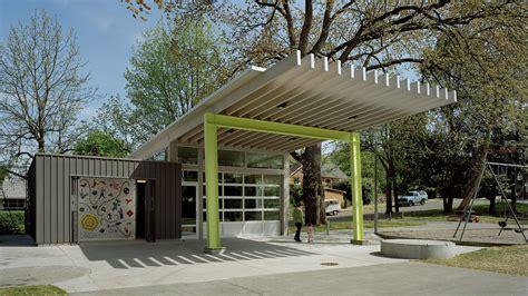 ross park shelter house swenson  faget