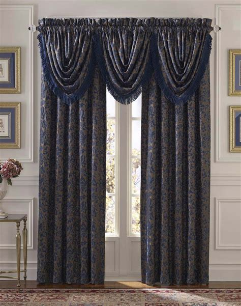 danbury curtains danbury floral jacquard wide width drapery curtainworks com