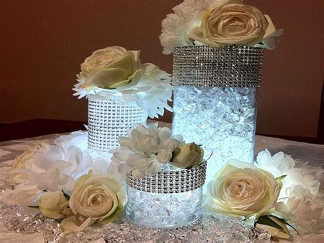 Vintage decorations for bedrooms, diamond theme decorations diamond wedding centerpiece ideas