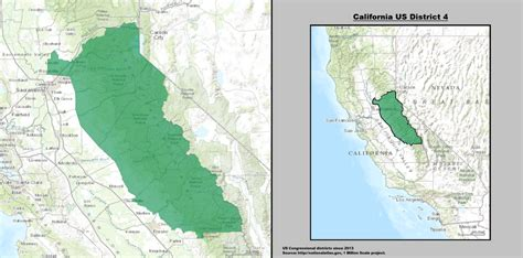 Eastern District Of California Search California S 4th Congressional District