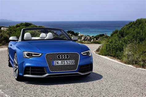 Audi Rs7 Convertible by Video New 2014 Audi Rs5 Convertible Closer Look