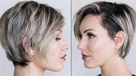 cortes de cabellos cortos para mujeres fotos cortes de pelo corto para mujer cortes de pelo corto