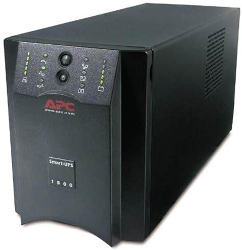 apc smart ups 1400 black 950w 230v su1400i (needs