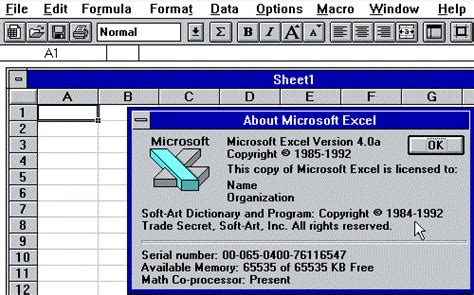 Microsoft Office 4 History Evolution Of Microsoft Office Software