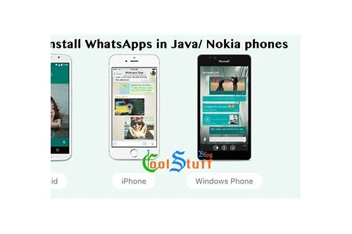 whatsapp java download samsung mobile