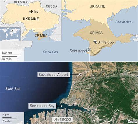 map ukraine crimea ukrainian ex leader viktor yanukovych vows fightback