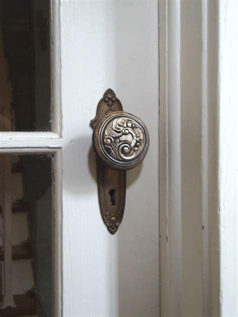 Rubber Door Knob Stopper by Vintage Doorknob Cover Rubber Stopper Vinyl Scrolly