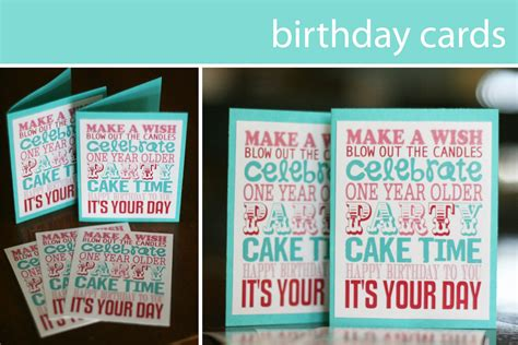 printable birthday cards 15 year old birthday week a gift for you eighteen25