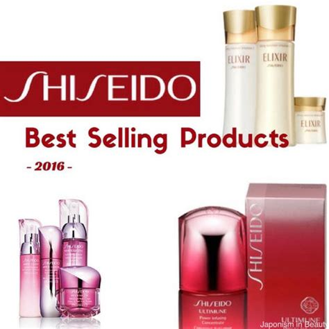 2016 top sellers yliving beautiful best brands of shiseido best sellers 2016 blog japonism in beauty